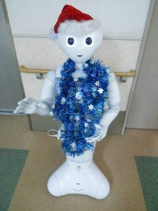 エクセレントケア志津、クリスマス