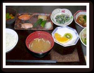 日常のお食事イメージ