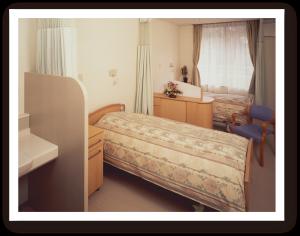 療養室(一般棟4床室) イメージ