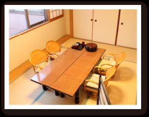 リービング室 イメージ